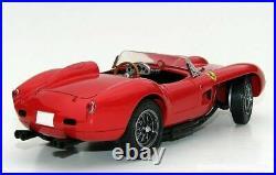 Art Deco Vintage Mid Century Atomic Modern Jet Space Age Ferrari Race Car Rare