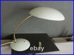 Lamp Light table RETRO Kaiser BAUHAUS machine age Mid Century Atomic vtg desk