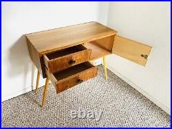 Mid Century Modern Credenza Vintage Sideboard Cabinet German 50s 60s Atomic