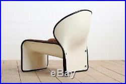 Mid-Century Retro Atomic Space Age Lotus Chair by André Vandenbeuck for Strässle