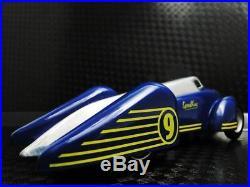 Mid Century Vintage Atomic Modern 1950s 1960s Jet Age Space Craft Rocket Car