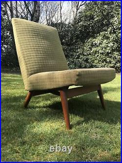 Mid century Parker Knoll chair Model 945/7 Bedroom Chair Atomic