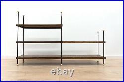 Midcentury Vintage Atomic Shelving Display Bookcase Unit 1960's /1754
