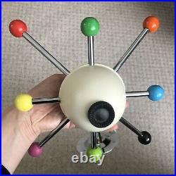 OSVALDO BORSANI IKEA Hat Rack Sputnik Atomic Coat Hook Space Age MCM Mid Century