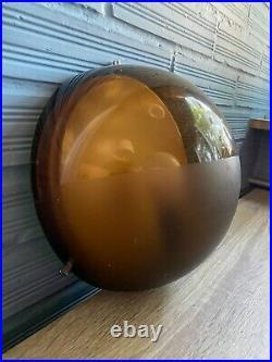 Vintage Meblo Guzzini Gio Ponti Sconce Space Age Lamp Atomic Design Mid Century