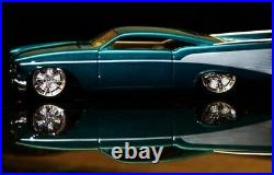 Vintage Mid Century Atomic Modern Jet Space Age Chevrolet Chevy Race Concept Car